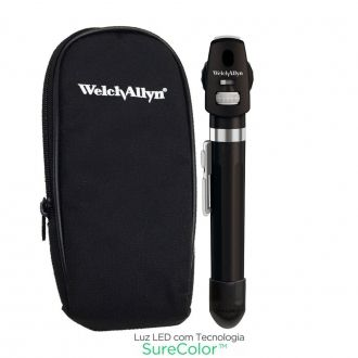 Oftalmoscópio Pocket Led - Welch Allyn - Preto