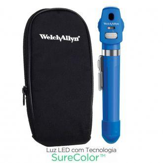 Oftalmoscópio Pocket Led - Welch Allyn - Azul