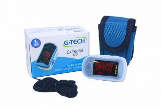 Oxímetro de Pulso Led G-tech Monitor de Dedo