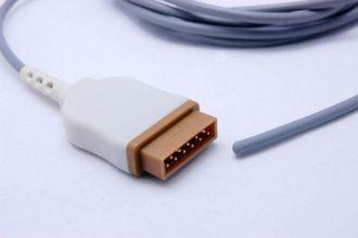 Sensor de Temperatura Reutilizável Pediátrico de Pele