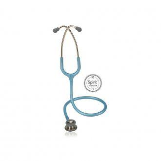 Estetoscópio Spirit Professional Pediátrico Azul Claro Perolizado