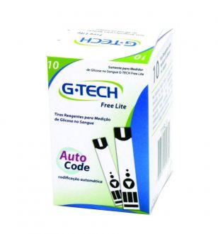 Tiras de Teste G-Tech Lite