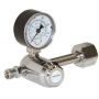 Válvula Redutora p/ Fluxômetro O2 com 1 SD CO2 - PROTEC.