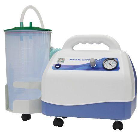 Aspirador Cirúrgico Evolution 5000 C/ FR 5L Biv - Protec