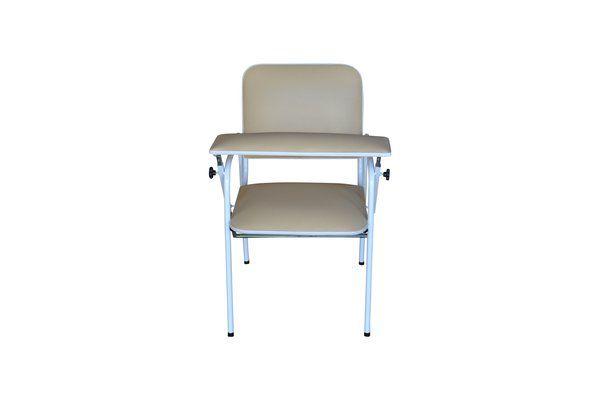 Cadeira P/ Coleta de Sangue Metal Comfort Braçadeira Frontal