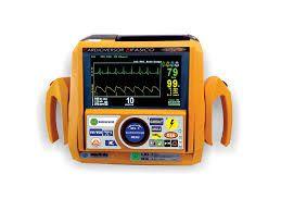 Cardioversor Bifásico Vivo CMOS Drake