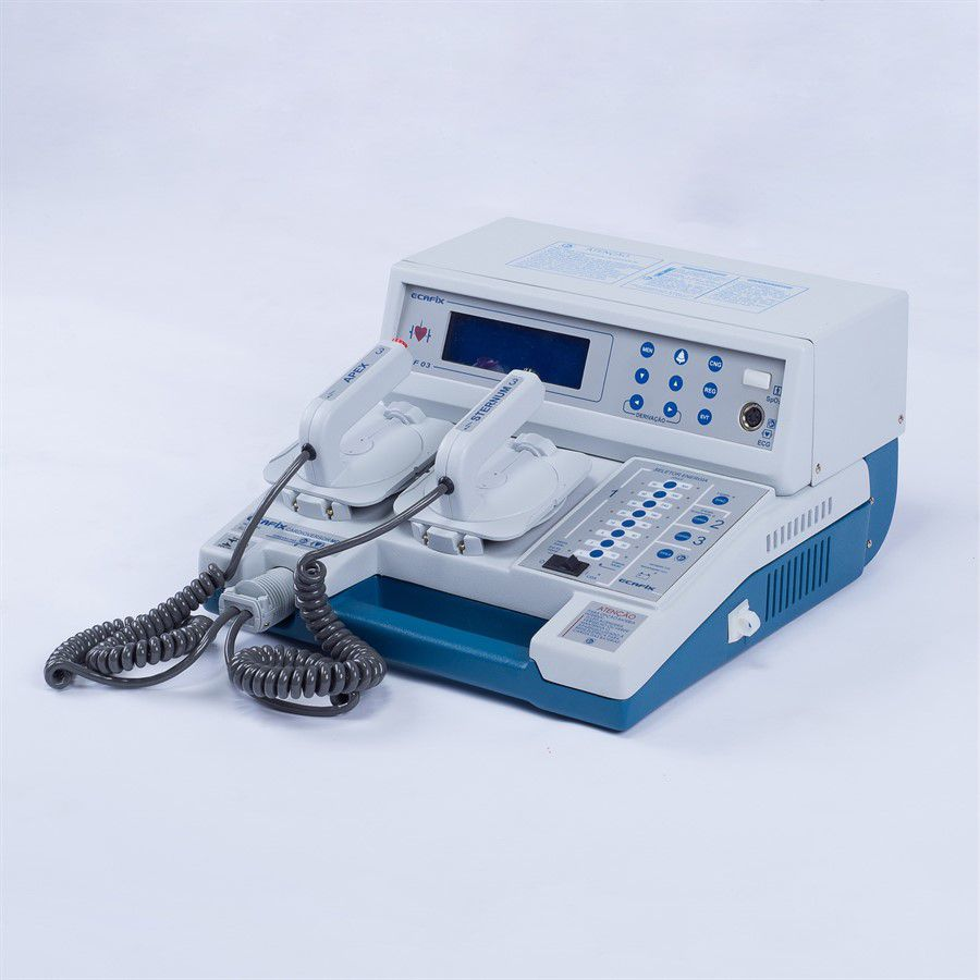 Cardioversor Ecafix MDF-03 B