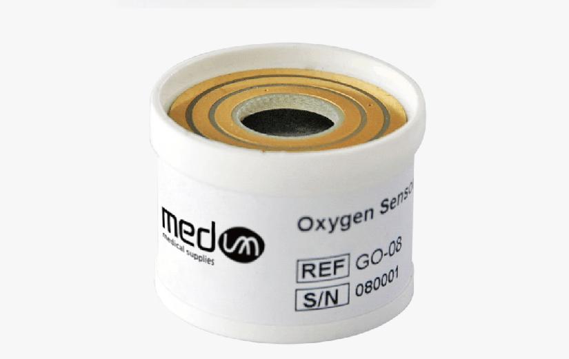 Célula de Oxigênio Go-08