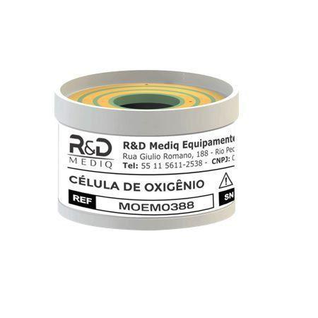 Célula de Oxigênio MOEM0388 - R&D Mediq