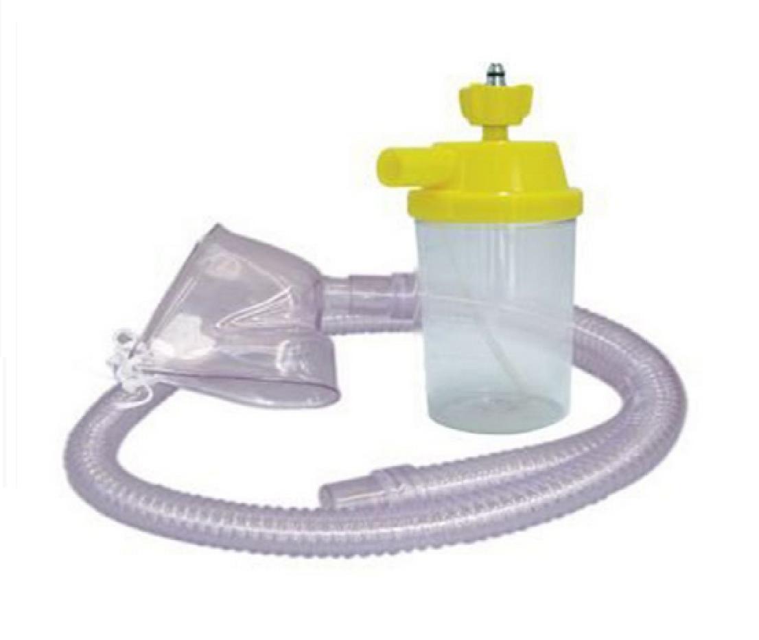 Conjunto para Nebulização PVC AR 1200mm Adulto - Protec