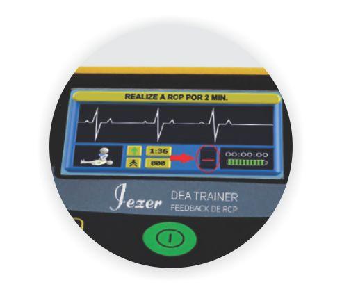 Desfibrilador DEA Life 400 Futura CMOS DRAKE