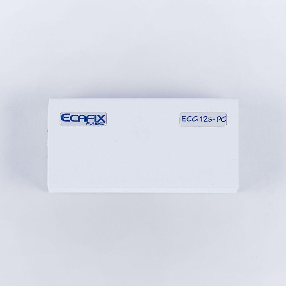 Eletrocardiógrafo ECG-12s PC - Ecafix