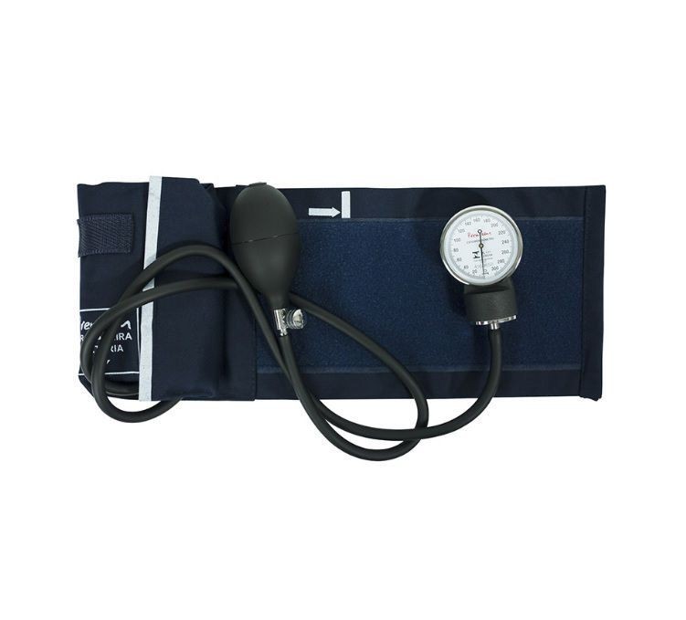 Esfigmomanômetro Adulto Algodão Fecho Velcro - Premium - Vinho