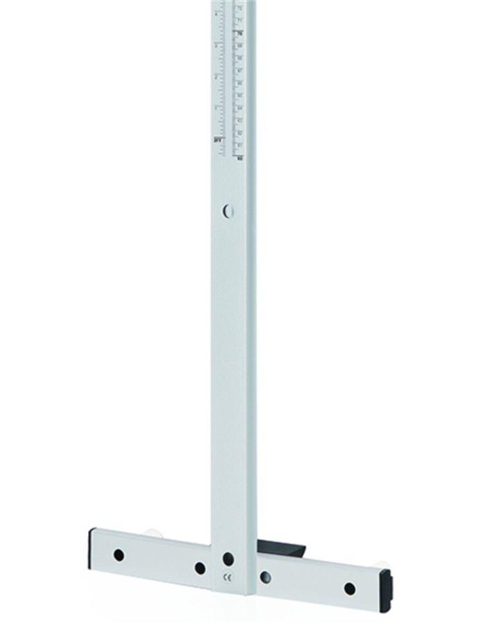 Estadiômetro MD Adulto de Parede Faixa de Medição 10~230cm - CE