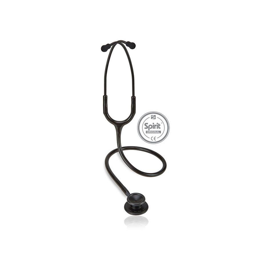 Estetoscópio Spirit® Pro-Lite Black Edition