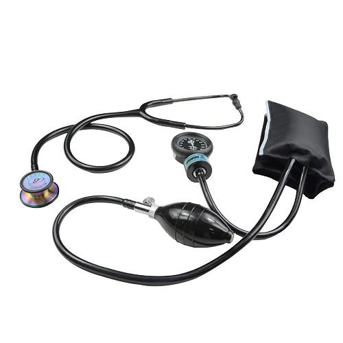Kit Aparelho de Pressão + Estetoscópio Adulto Duplo – BIC