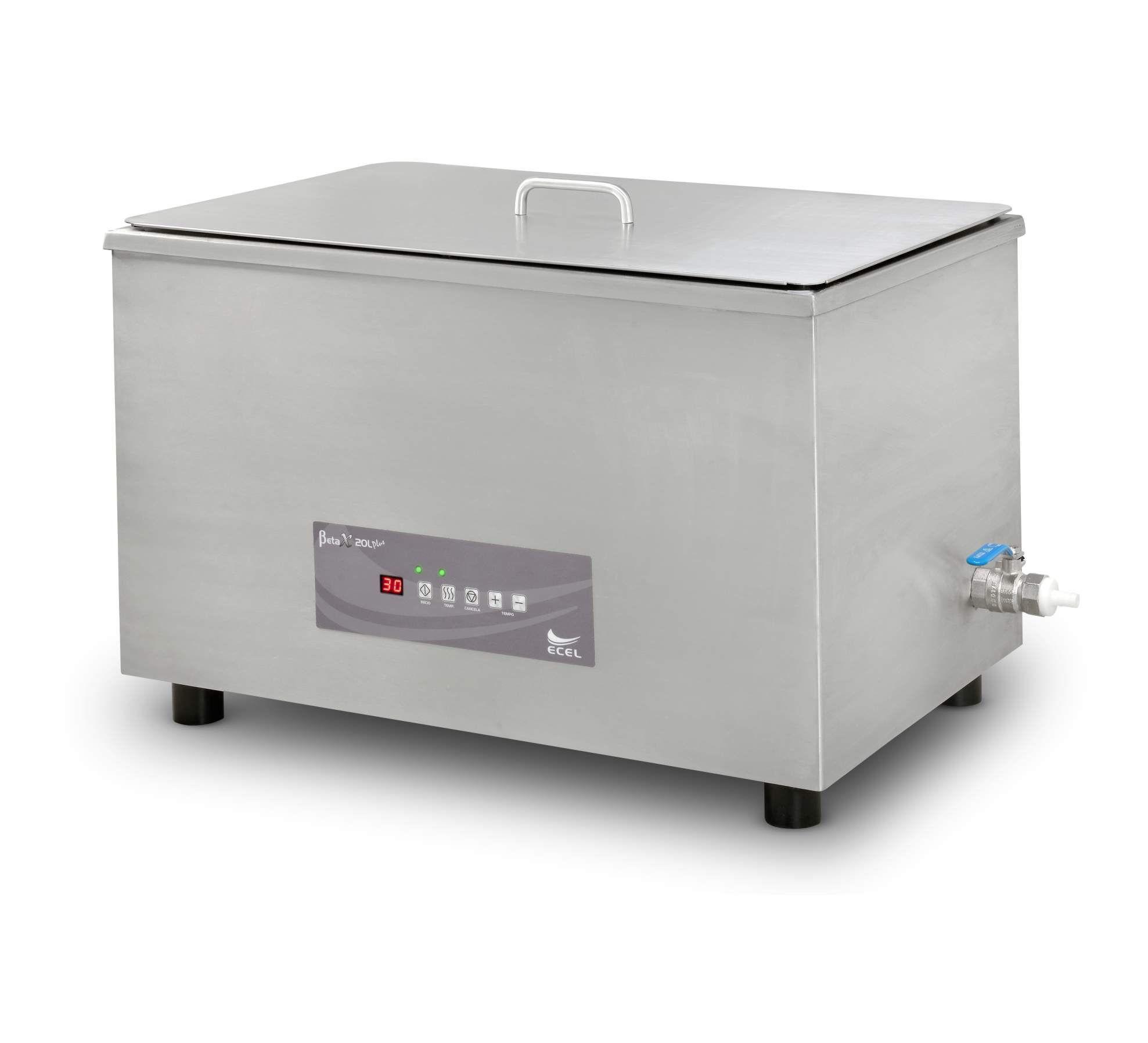 Lavadora Ultrassônica Beta Plus - 30 Litros