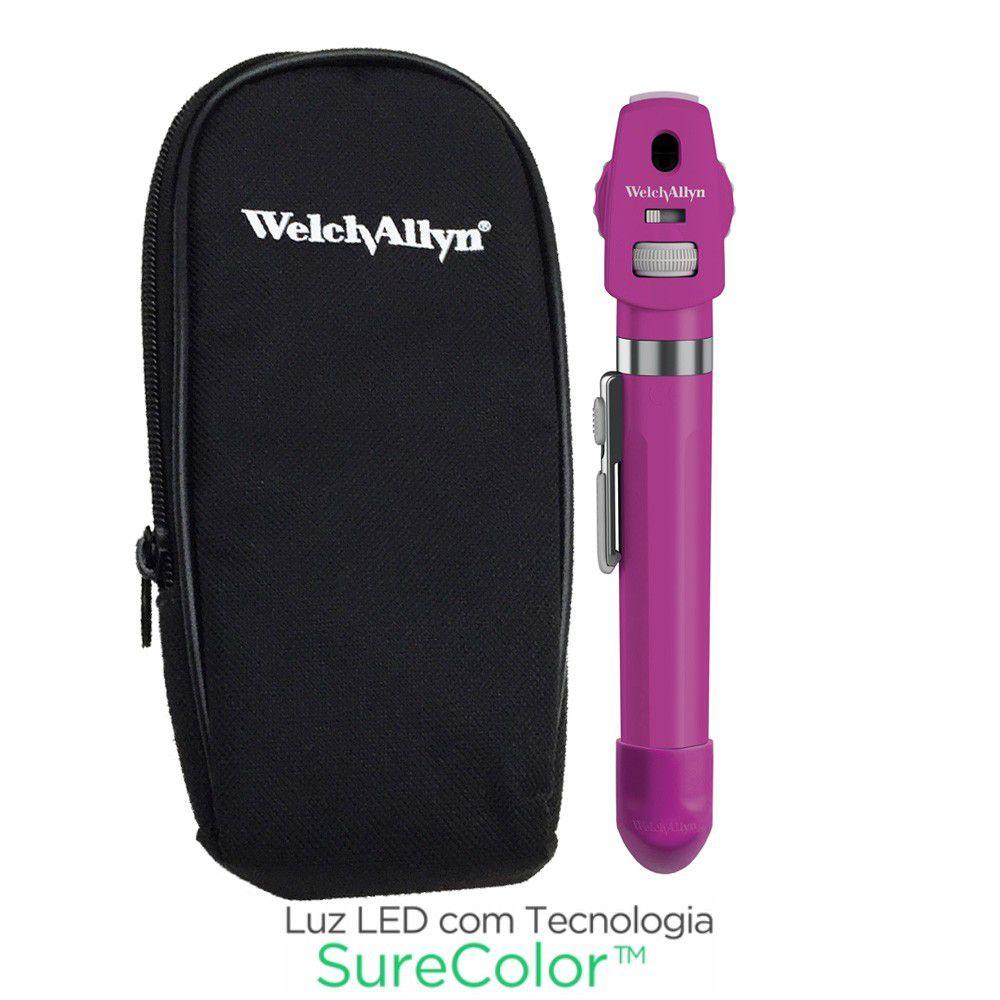 Oftalmoscópio Pocket Led - Welch Allyn - Violeta
