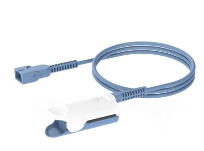 Sensor de Oximetria Adulto SD02-BC3 MINIDIN - R&D Mediq