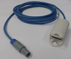 Sensor de Oximetria Clip de Dedo Adulto Biolight