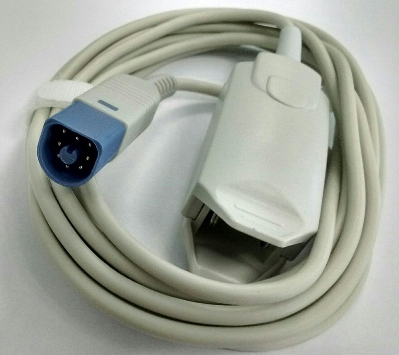 Sensor de Oximetria Clip de Dedo Adulto Dixtal