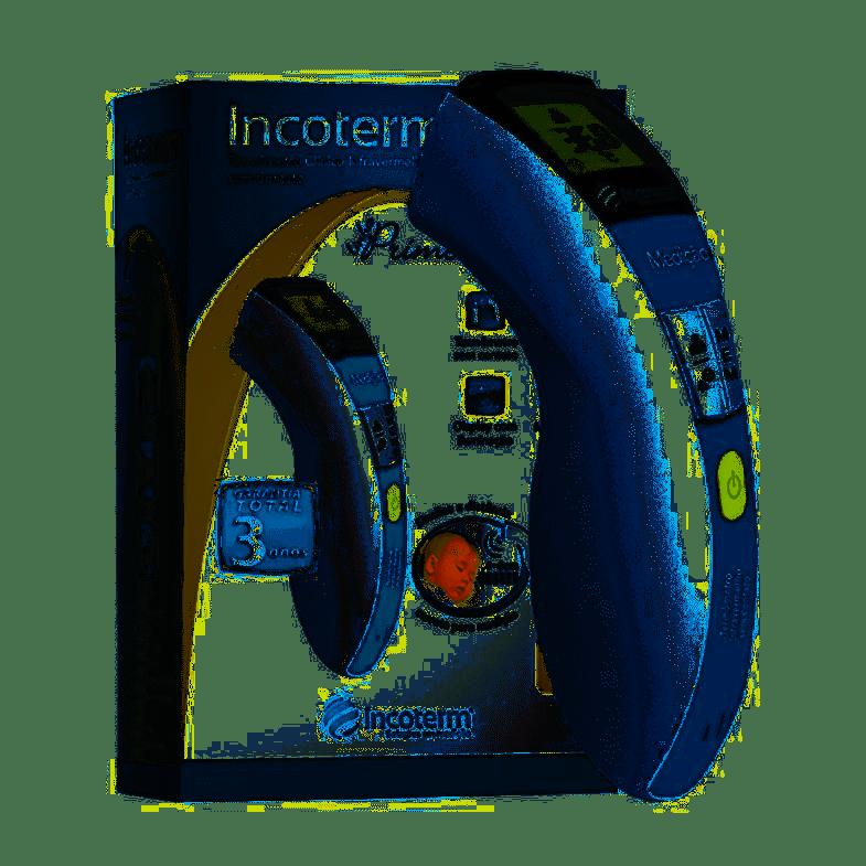 Termômetro Clínico Infravermelho Sem Contato TCI1000