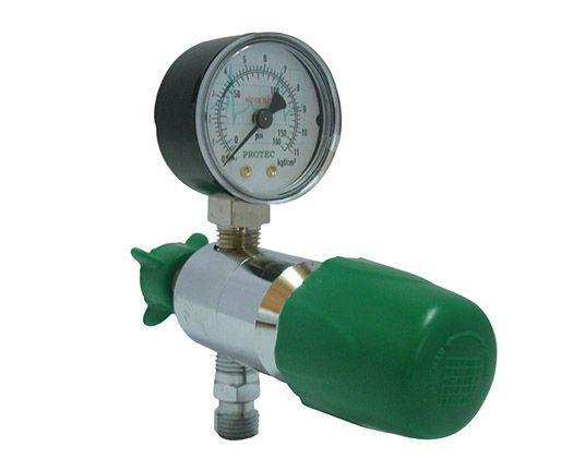 Válvula Reguladora Rede Para Oxigênio - Protec
