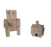 Kit Bocecos Robo Desmontavel