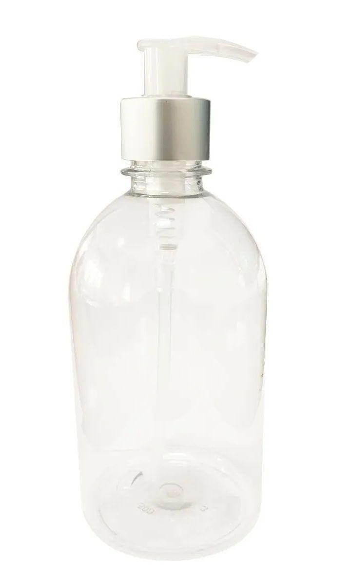 KIT 10 Frascos Pet 1 Litro com Válvula Profissional Sabonete Liquido, álcool gel, shampoo