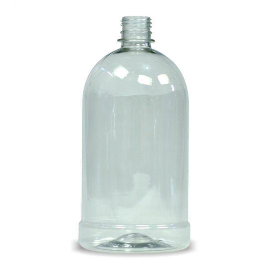 KIT 50 Frascos Pet 1 Litro com Válvula Profissional Sabonete Liquido, álcool gel, shampoo