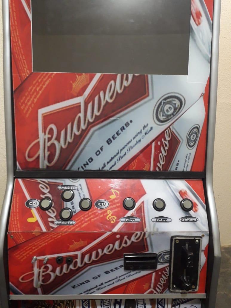 Maquina De Musica Jukebox Videoke Karaoke