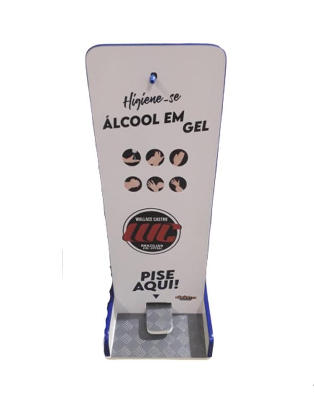 Toten Suporte Para Alcool Gel Pedal