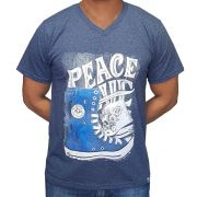 Camiseta Masculina All Star Azul