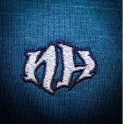Camisa Polo Masculina NH - Mescla de Azul