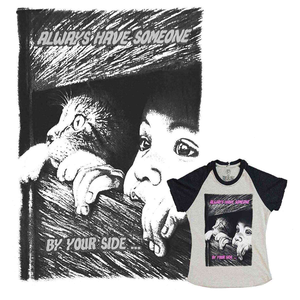 Camiseta Baby Look Feminina Have Someone