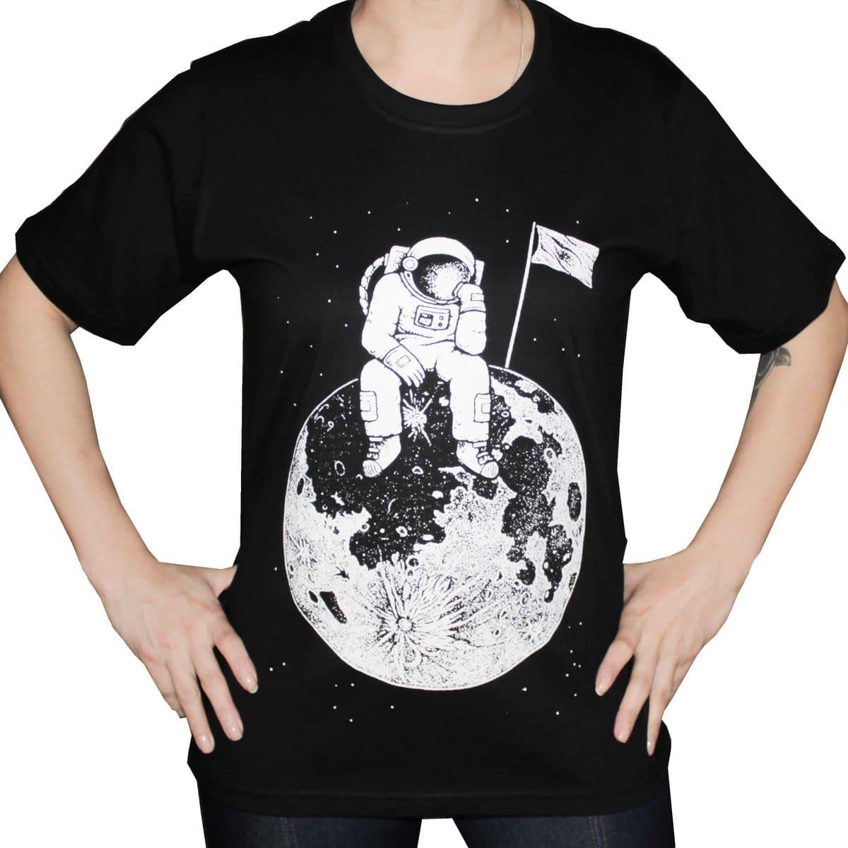 Camiseta Feminina Astronauta