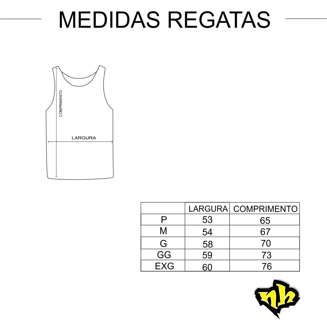 Camiseta Regata Masculina All Star Azul