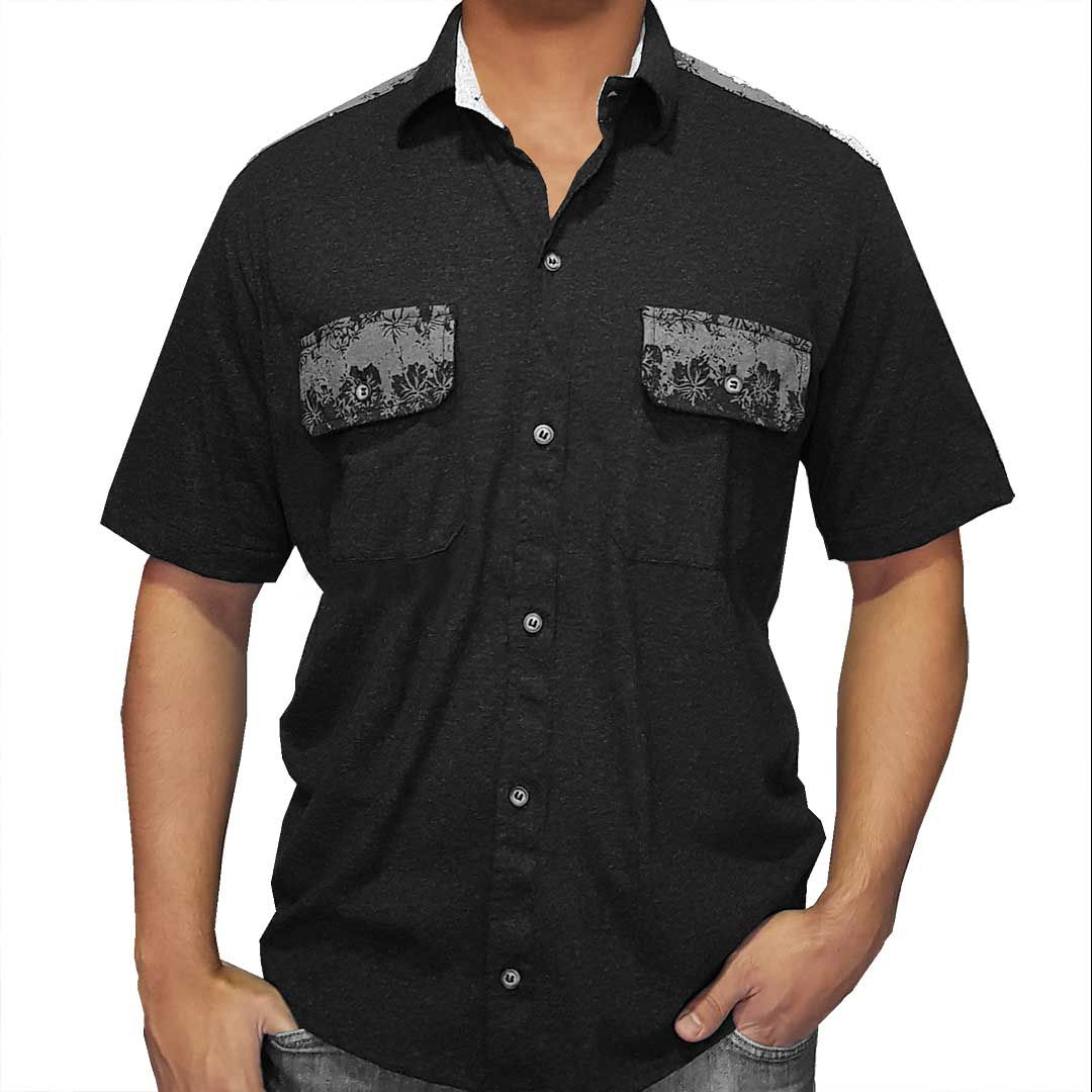 Camisa Raglan Masculina NH - Florida