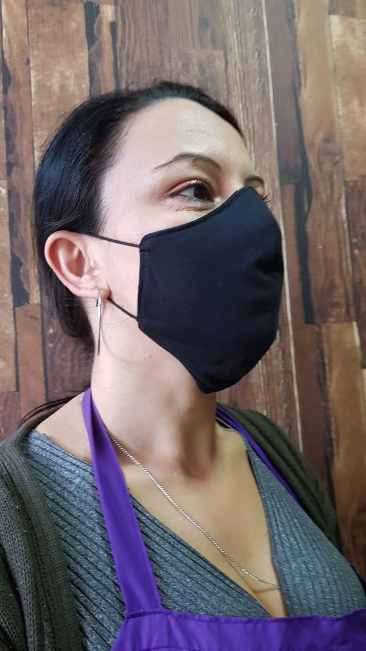 Máscara de Proteção Facial - 5 Unidades