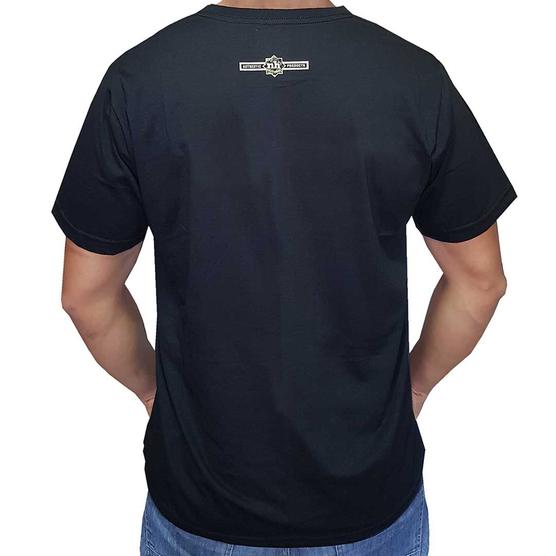 Camiseta Masculina NH - Brasão 2.0