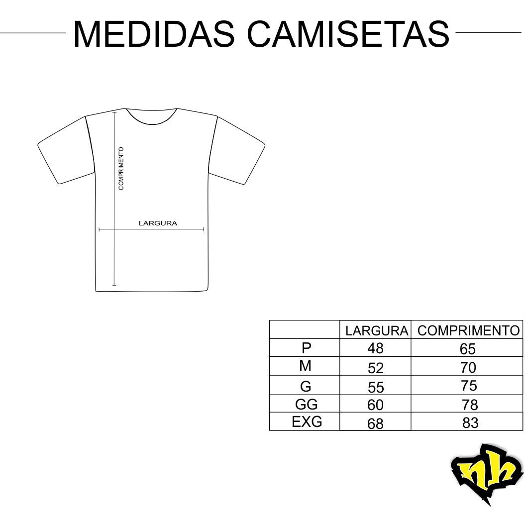 Camiseta Raglan Masculina NH - Grafiteiro