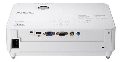 Projetor Nec Np-ve303 - Lumens Ansi 3000