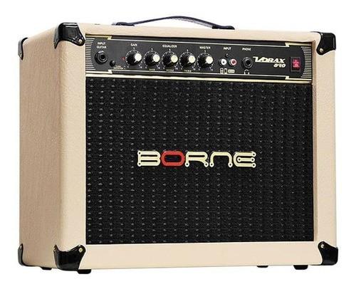 Amplificador Borne Vorax 1050 Combo 50w