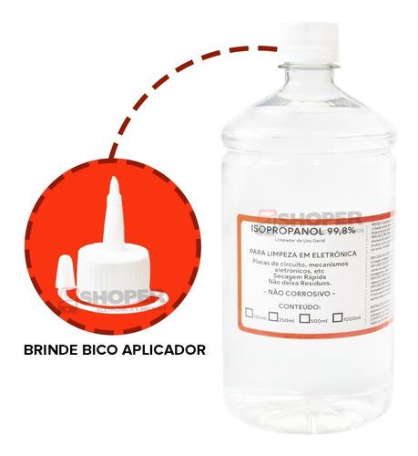 20 Litros Alcoool Isopropylico Limpador Uso Geral Rhodia