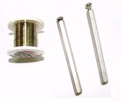Fio De Aço Com Manoplas P Separar E Remover Lcd Celular Disp