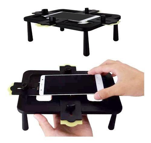 Molde Universal Para Alinhamento Ajuste Display Touch Vidro