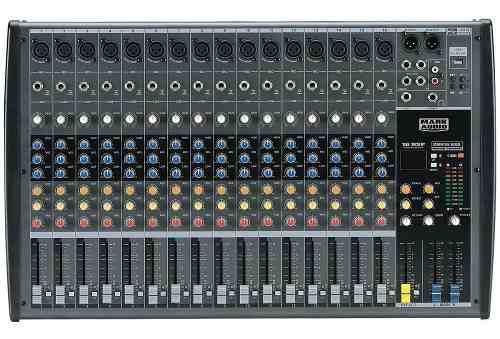 Mesa De Som Cmx16 Usb 16 Canais Mark Audio