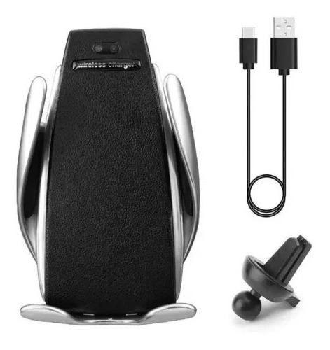 Carregador Veicular Sensor Car Wireless Charger S5