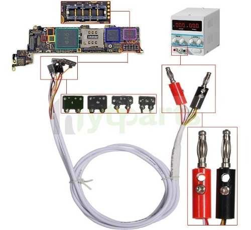 Kit 25 Maquinas E Ferramentas Conserto Celular Voltagem