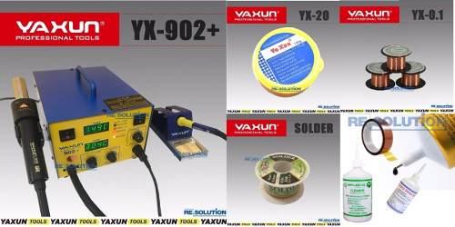Kit Profissional Para Assistência Técnica Celular 38 Itens